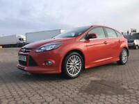 2012│Ford Focus 1.6 Ti-VCT Zetec S 5dr│2 Former Keepers│Full Service History│1 Year MOT