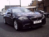 2011 11 BMW 520 DIESEL M SPORT AUTOMATIC ** TOP SPEC ** STUNNING EXAMPLE **