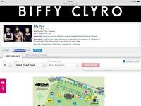 Glasgow Summer Sessions, Biffy Clyro Headlining