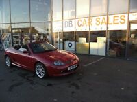 CONVERTIBLE!! 2009 09 MG TF 1.8 135 LE 500 2d 137 BHP **** GUARANTEED FINANCE **** PART EX WELCOME