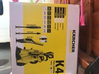 Sellin brand new karcher k4 full control in box never opened