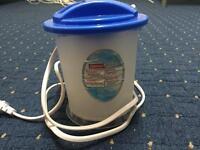 Steam inhaler for sale (suitable for kids also )