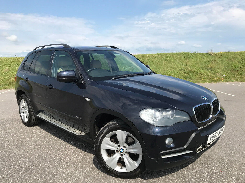 STUNNING LOW MILEAGE BMW X5 3.0 D SE WITH FULL BMW SERVICE HISTORY NEW MOT AND VERY HIGH SPEC!