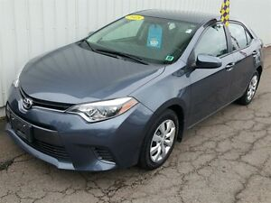 2015 Toyota Corolla LE AUTO/BACKUP CAM/AIR/FACT WARR