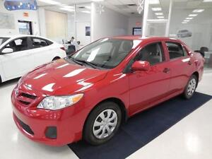 2013 Toyota Corolla CE Base 41$/semaine West Island Greater Montréal image 2