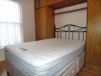 FURNISHED DOUBLE ROOM. RENT INCLUDES ALL BILLS. SINGLE OCCUPANCY