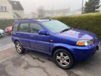 Honda, HR-V, Estate, 2001, Other, 1590 (cc), 5 doors