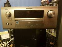 Denon av surround receiver