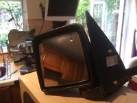 Vauxhall Combo Mirror - near side