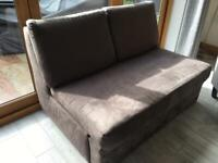 2 seater sofa bed from John Lewis