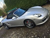 Porsche Boxster 3.4S PDK Sport Chrono Package Plus and **Porsche Warranty**