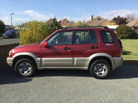 Suzuki Grand Vitara excellent condition