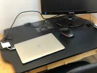 Standing Desk - Adjustable Height Settings