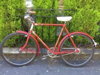 Ladies bike for sale, Retro style, single speed