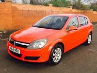 VAUXHAL ASTRA 1.6 5 DOOR ONE OWNER VERY CLEAN CAR LOW MILEAGE £1395 ONO