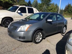2007 Nissan Sentra S/ - CERTIFY YOURSELF $ SAVE $$$$$