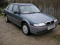 Rover 214SLi 16v - For Sale