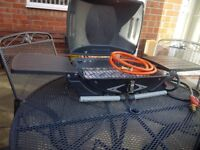 Camping bbq used 2x