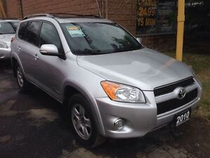2010 Toyota RAV4 Limited AWD Free of Accidents