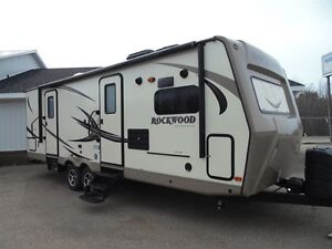 2016 Rockwood 2608 WS *YEAR END CLEARANCE!!*