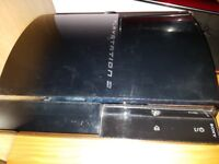 PS3 60gb with 14 games