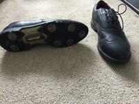 Golf shoes size 10 wide fit