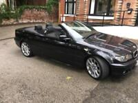 Swap BMW 318 CI m sport convertible nov 2006 56 might swap