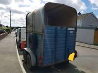 Richardson horse trailer/box