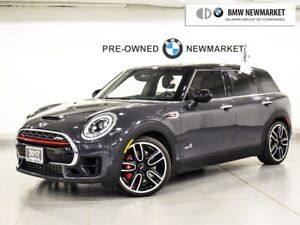 2017 MINI John Cooper Works Clubman ALL4 -