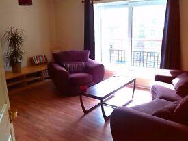 Modern 2 bedroom city centre flat - £750 pcm