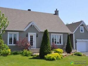 299 000$ - Maison à un étage et demi à vendre à Ste-Marie