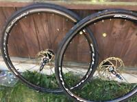 Fulcrum racing sport db wheels set
