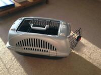 Small dog / cat pet travel carrier