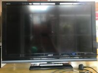 Sony KDL-40V4000 Widescreen 1080P Full HD Bravia LCD TV - excellent condition