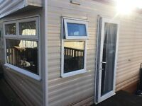 Static Caravan, Central heated and double glazed for all year use, Middlemuir Heights