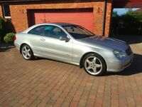Mercedes CLK 320 Avantgarde, LOW MILES!