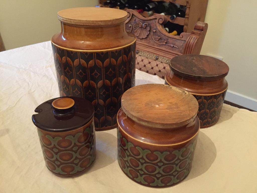 Hornsea Heirloom and Bronte Pottery