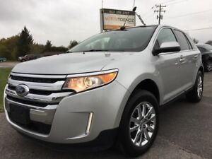 2011 Ford Edge Limited AWD Limited Loaded With NAV, Panorama...