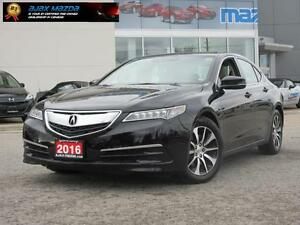 2016 Acura TLX TLX, TECK PKG, 1 OWNER