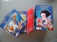 Box Set of 'Walt Disney' Ladybird Story Books (1 or 2 Missing) Still a nice set ..