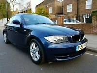 Bmw 1 series coupe 1.8 diesel 59 plate (not audi, vw, mercedes,)