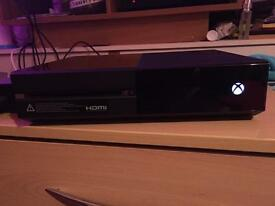 Xbox 1 with Kinect