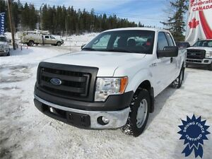 2013 Ford F-150 XL Super Cab Rear Wheel Drive - 31,651 KMs