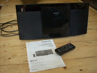 Panasonic sc-hc29db compact stereo, DAB, FM, CD