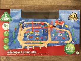 ELC Adventure Train Set 100+ Pieces