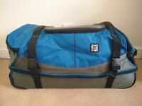 Travel Duffel Bag - Blue