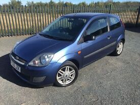2006 06 FORD FIESTA 1.25 STYLE 3 DOOR HATCHBACK - ONLY 2 FORMER KEEPERS - CHEAP!
