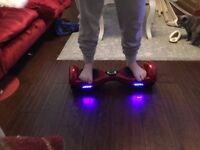 Segway (Red) - HoverBoard