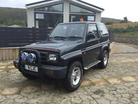 1992 (K) Daihatsu Sportrak 1.6 ELXi - Great Condition