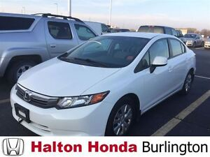2012 Honda Civic LX | 5SP | KEYLESS ENTRY | PRIVACY GLASS